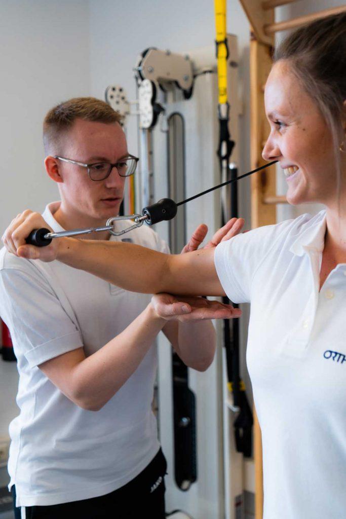 Return to Activity mit OrthoActive